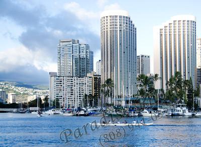 Outrigger & Waikiki Bldgs 972