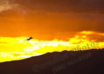 Plane sunset MagIs 0712 1153