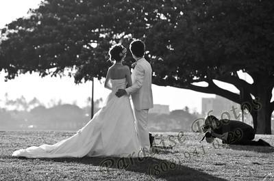 Bride B&W  0712 1036