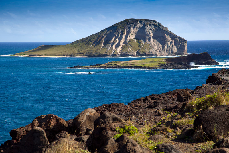 Rabbit Island ~ Mānana Island off Makapuu Point