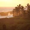 more Wai'anapanapa sunrise