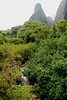 Iao Valley and Iao Needle. #MAU2009-6