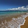 Waves on North Kaanapali Beach