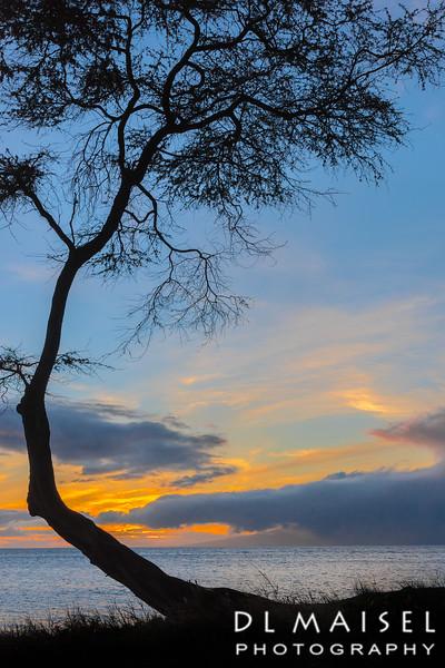 Ka'anapali Sunset