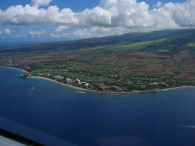 Kaanapali, Maui, Hawaiian Islands