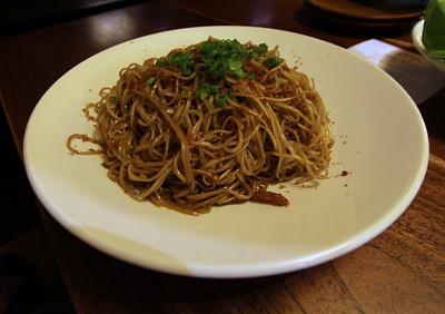 Garlic Noodles, Star Noodle, Lahiana, Maui