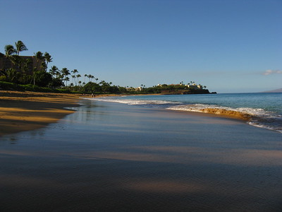 Ka'anapali Beach looking south