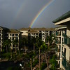 Rainbows Over Kaanapali, Maui, Hawaii