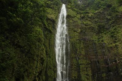 Waimoku Falls, East Maui, Hawaii