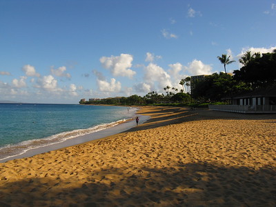 North Ka'anapali Beach