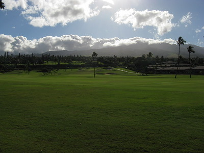 Kaanapali Golf Course, Maui, Hawaiian Islands