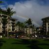 Rainbow Over the Westin Kaanapali Ocean Resort Villas, Maui, Hawaii