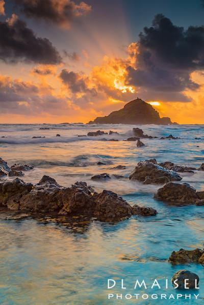 Koki Beach & Alau Island