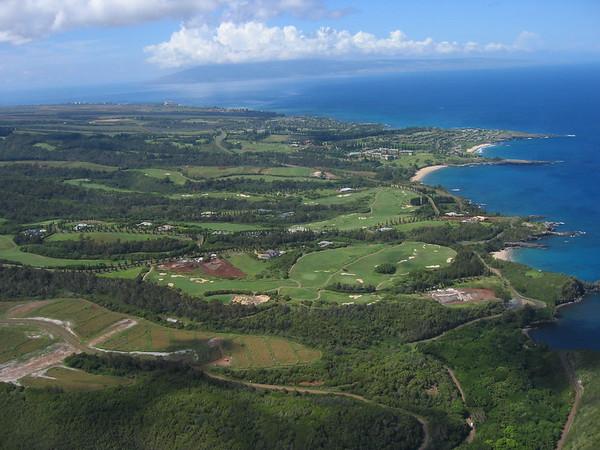Kapalua Golf Club, Plantation Course, Maui, Hawaiian Islands