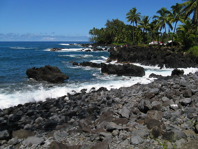Keanae Point, Road to Hana, Maui, Hawaiian Islands
