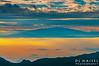 Sunrise Haleakala Crater  & Mauna Kea Big Island