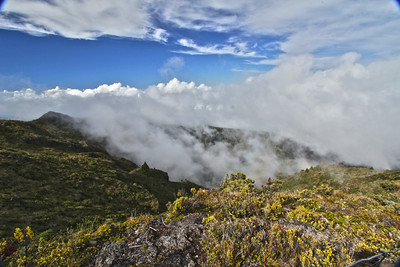 Ko'olau Gap, Haleakala National Park, Maui