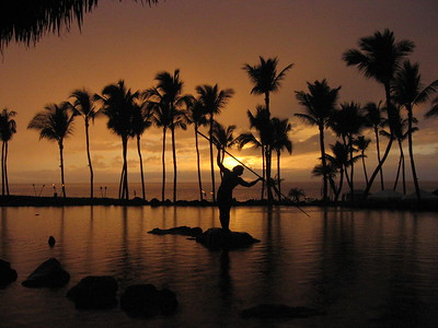Sunset at Wailea, Maui