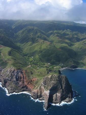 Kahakuloa Point, Maui, Hawaiian Islands