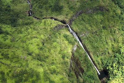 View over Hana