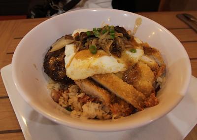 Katsu Moco, Da Kitchen Cafe, Kahului, Maui
