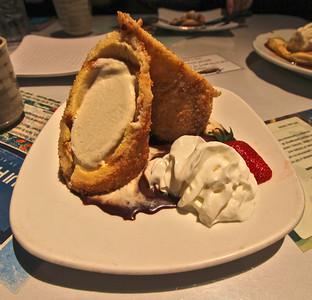Tempura Fried Ice Cream, Sansei, Kapalua, Maui