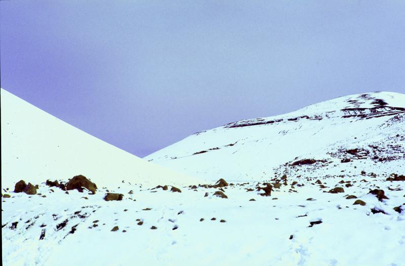 #KEA2006-1- Cinder cones dot the landscape of Mauna Kea