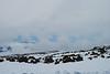Snow blanketed fields of Mauna Kea. #KEA2009-16