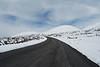 View of Mauna Kea's summit cones from the Mauna Kea Access Road. #KEA2009-10