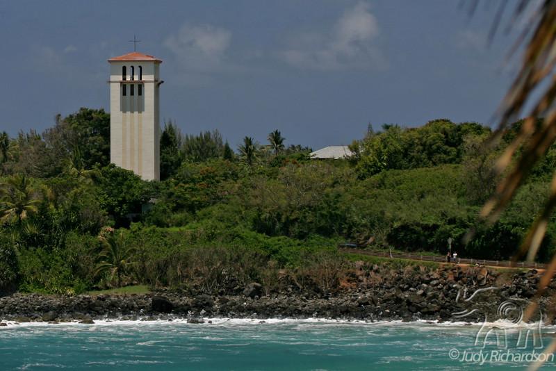 Waimea Bay Landmark