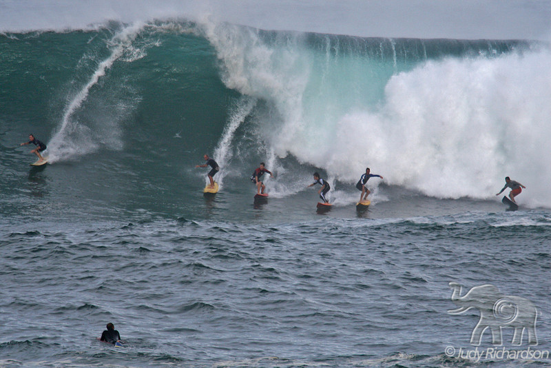 Six Up @ Waimea