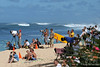 Winter Crowd at Banzai Pipeline