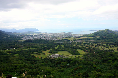 Nuuanu Pali Park, Hawaii