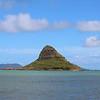 Panorama of Chinaman's Hat, Moli'i Island, Oahu