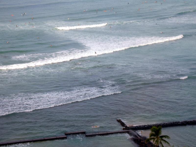 47.  Waikiki Beach Scene.JPG