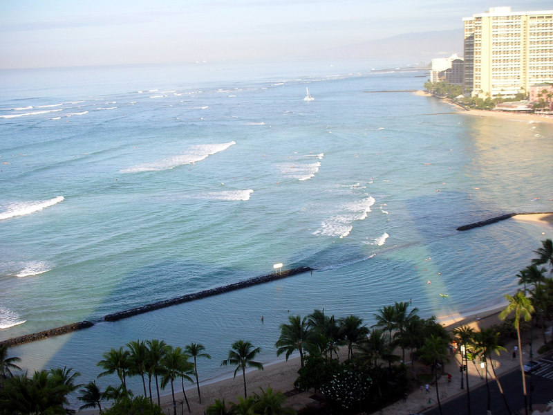 22. Morning in Waikiki.JPG