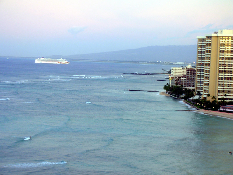 65. NCL Pride of Hawaii Arriving Honolulu.JPG