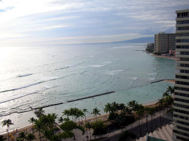 10. Waikiki Beach Scene.JPG