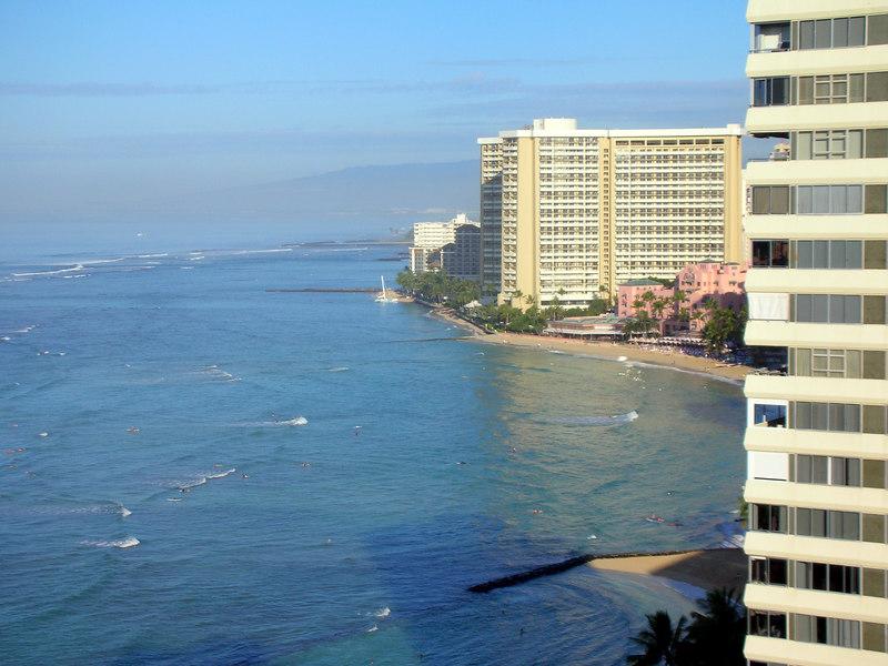 25. Morning in Waikiki.JPG