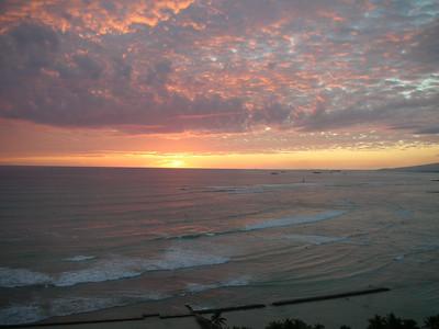 20  Waikiki Sunset