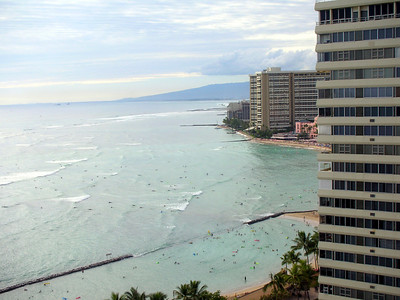 09  Waikiki Beach Scene