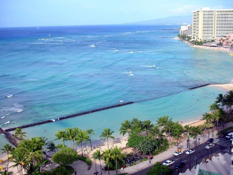68. Waikiki Beach Scene.JPG