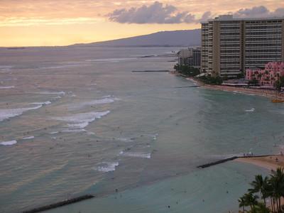 12  Waikiki Sunset