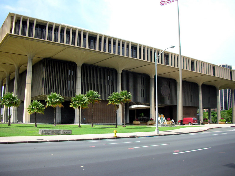 14. Hawaii State Capitol.JPG