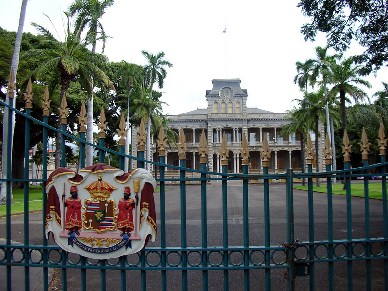 08. Iolani Royal Palace.JPG