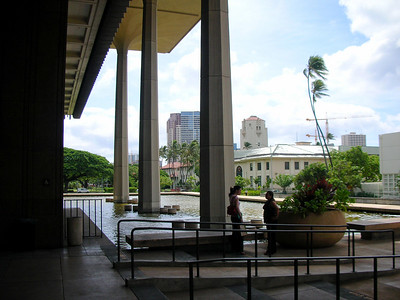 21  Hawaii State Capitol