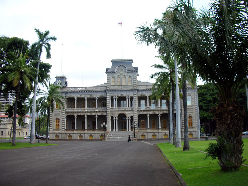 10. Iolani Royal Palace.JPG
