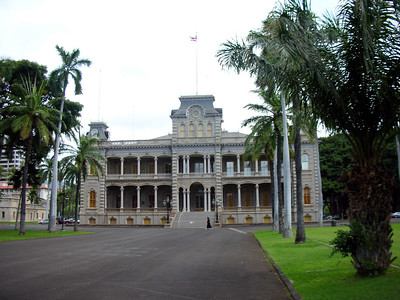 10  Iolani Royal Palace