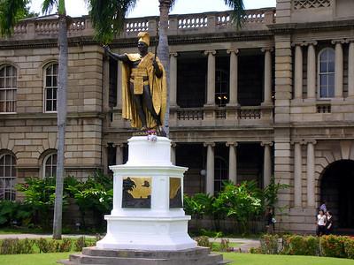 01  King Kamehameha