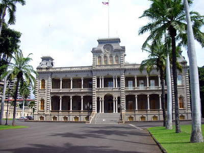 11  Iolani Royal Palace